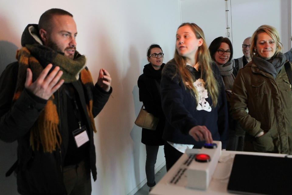 Arts & Interaction - exchange programme AKV|St.Joost
