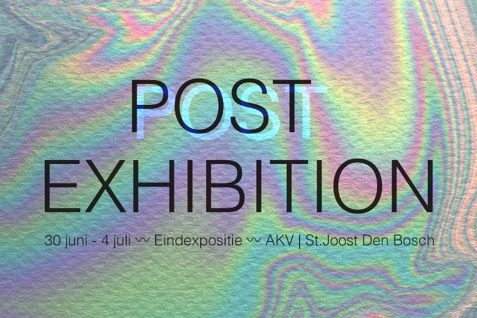 Launch 2018: Post Post Exhibition - Beeldende Kunst 's-Hertogenbosch
