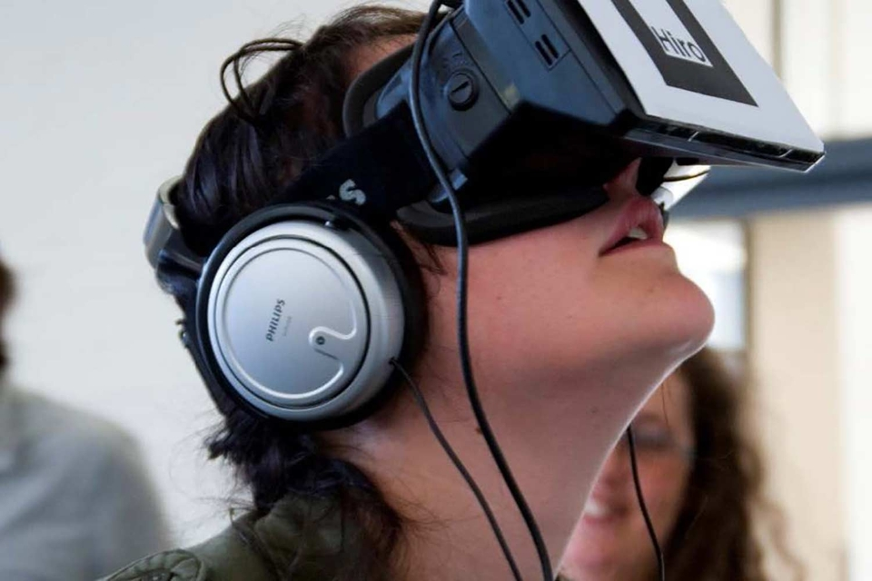 Virtual reality met de Occulus Rift